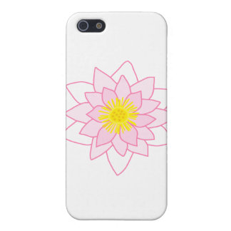 Stylish Lotus Flower. iPhone 5/5S Case