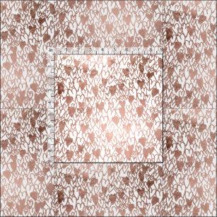 Stylish love hearts handdrawn pattern illustration fabric