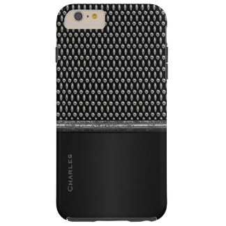 Stylish Metallic Look iPhone 6 Plus case