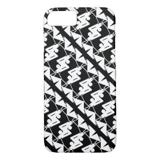 Stylish Mirrored Geometric & Abstract Pattern Case-Mate iPhone Case