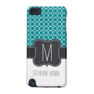 Stylish Monogram Phone Cover iPod Touch 5G Case