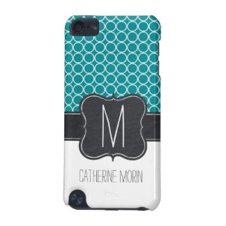 Stylish Monogram Phone Cover iPod Touch (5th Generation) Cover