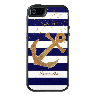 Stylish Nautical Otterbox iPhone 5S Case