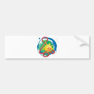 Stylish-Om Bumper Sticker