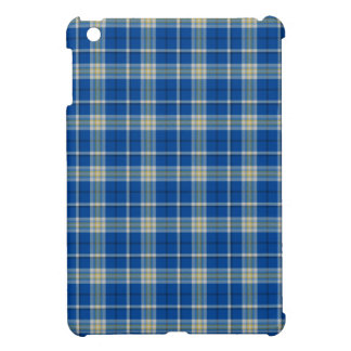 Stylish original blue Scottish tartan plaid… iPad Mini Covers