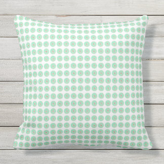 Stylish-Outdoor-Indoor-Mod-Floral-Mint--Pillow-Set Outdoor Pillow