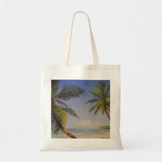 Stylish Palm Tree Tote Bag