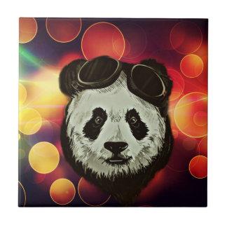 Stylish Panda Bear Ceramic Tiles