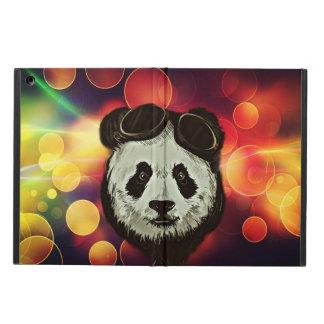 Stylish Panda Bear Cover For iPad Air
