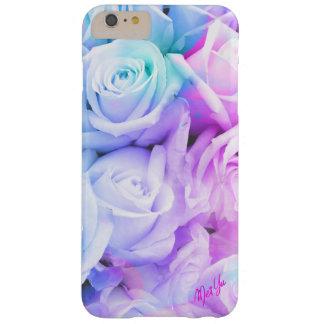 Stylish Pastel Roses iPhone 6/6s PLUS Slim Case