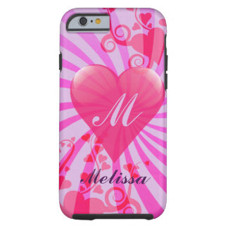 Stylish pink| heart design case