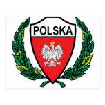 Stylish Poland Postcards