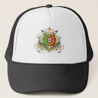 Stylish Portugal Trucker Hat