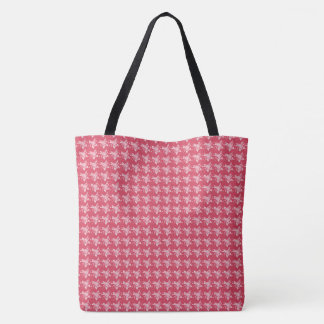 Stylish--Rose's-Coral-Totes-Bag''s-Multi-Style' Tote Bag