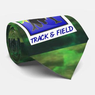Stylish Track & Field Running Tie