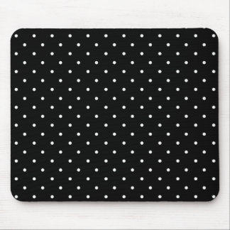 Stylish_Traditional-Decor--Classic-Polka-Dots Mouse Pad