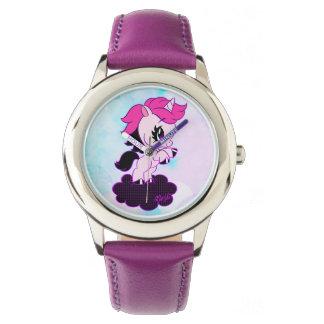 Stylish Unicorn Stainless Steel Japan Quartz Watch