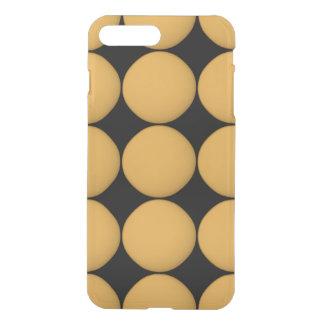 Stylish Yellow Pattern iPhone 7 Plus Case