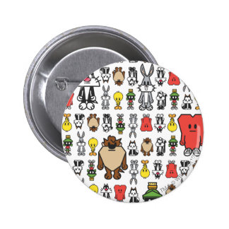 Stylize Tweey and Friends 2 Inch Round Button