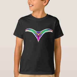 Stylized Bird in Flight T-Shirt