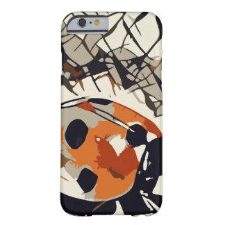 StylizeddrawingofaRedLadybug Barely There iPhone 6 Case