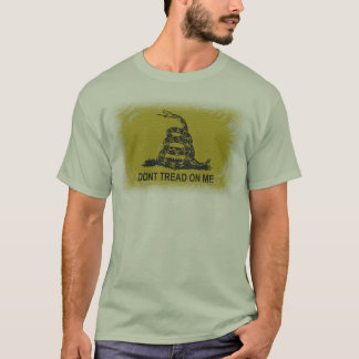 Stylized Gadsden Flag Shirt