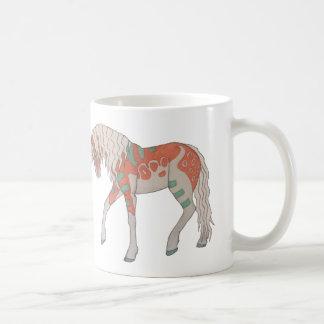 Stylized Horse Mug
