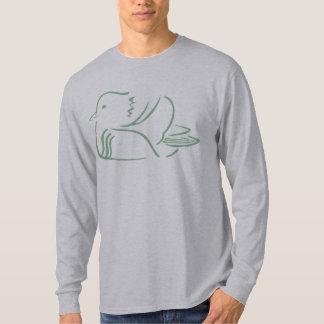 Stylized Mandarin Duck T-Shirt