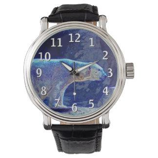Stylized Polar Bear Watch