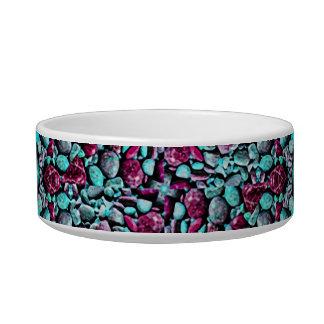 Stylized Texture Luxury Ornate Bowl