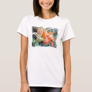 Stylized Tiger Lily T-Shirt