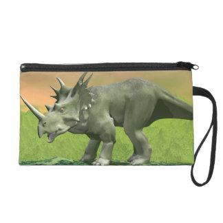 Styracosaurus dinosaur - 3D render Wristlet