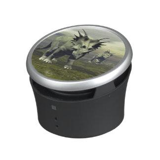Styracosaurus dinosaurs - 3D render Speaker