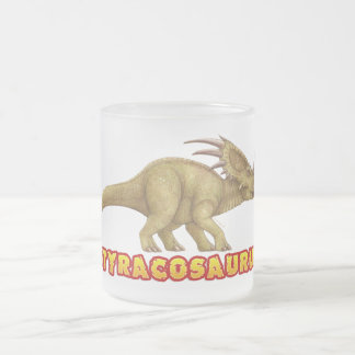 Styracosaurus frosty mug