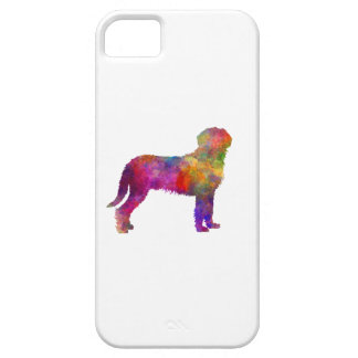 Styrian Coarsehaired Hound in watercolor iPhone 5 Cover