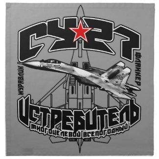 Su-27(Су-27) Cloth Napkin