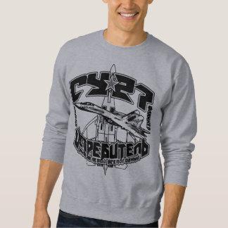 Su-27(Су-27) Men's Basic Sweatshirt T-Shirt