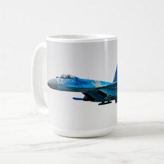 Su-27 Ukraine Coffee Mug