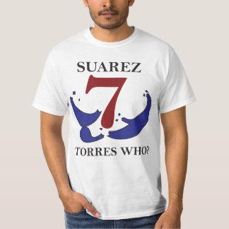 Suarez T-Shirt
