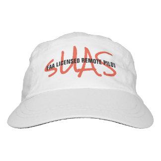 sUAS FAA Licensed Pilot Cap