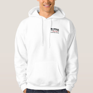 Suazo Tattoo Hoodie!! Hooded Sweatshirt