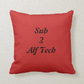 Sub 2 Alf Tech Cushion