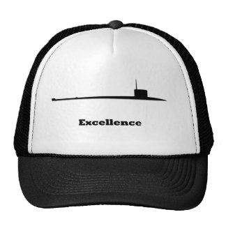 Sub Excellence Trucker Hats
