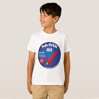 Sub Orbit Oil Blue Label T-Shirt