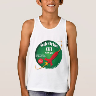 Sub Orbit Oil Brand 5W-40 Tank Top