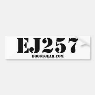 Subaru EJ257 Bumper Sticker