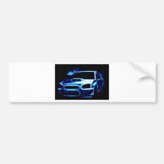Subaru Impreza Autocollant De Voiture