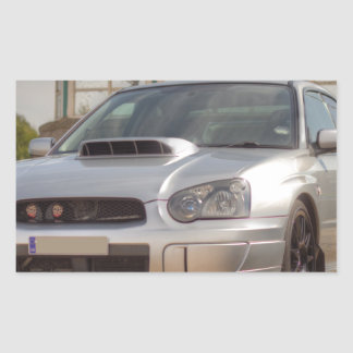 Subaru Impreza STi - Body Kit (Silver)