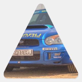 Subaru Impreza STi SWRT Stickers
