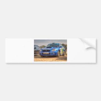 Subaru Impreza STi SWRT Stickers Bumper Sticker
